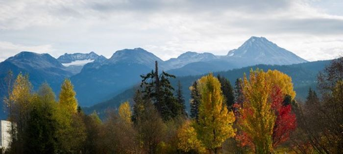 Enjoy October in Whistler