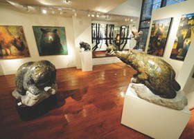 Whistler is host to many outstanding art galleries