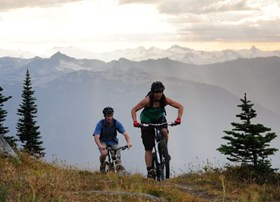 One of the world's best Mountain Biking resorts. Trails, downhill and more.