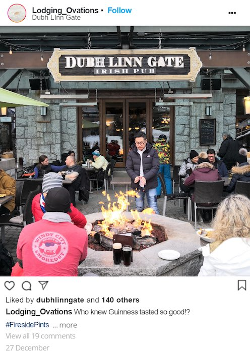 The 10 Most Instagrammable Places In Whistler Village 2