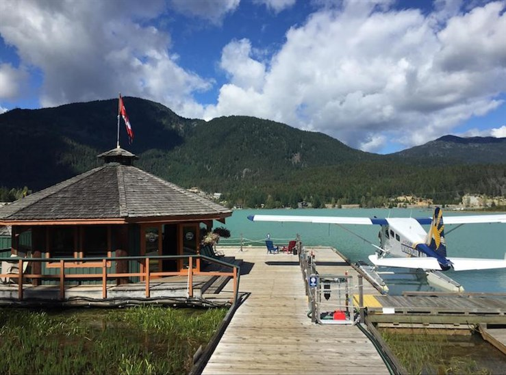 Green Lake Float Planes Whistler
