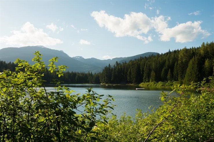 Whistler Lost Lake