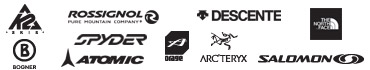 CAN-SKI Rental Brands