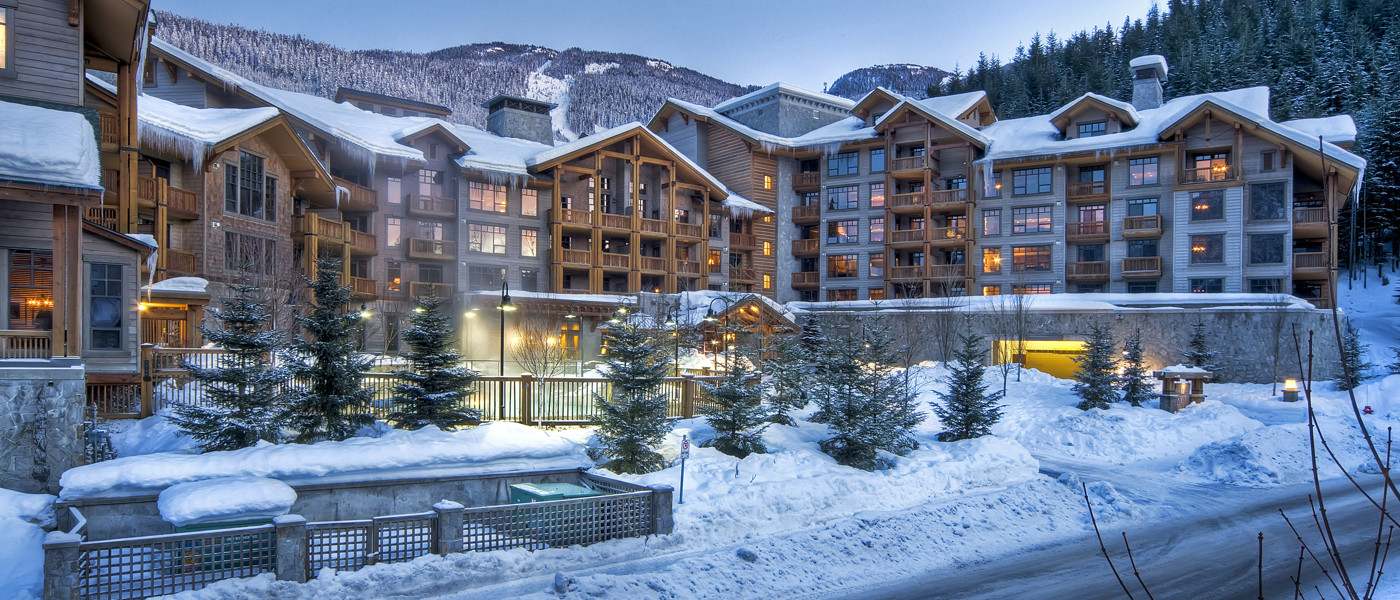 First Tracks Lodge in Whistler Creekside