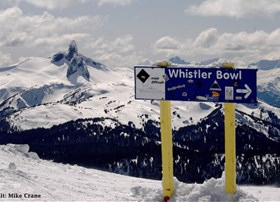 Black Tusk is a part of the amazing Whistler area scenery.